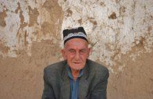 Tadżykistan - kolejna interesująca twarz.