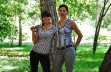 Tadżykistan - młode kobiety, które pozowały dla mnie.