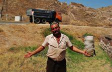 Tadżykistan - pijany i wesoły.