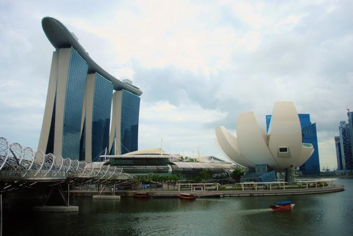 Singapore. Marina Bay.