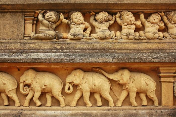 Kelaniya, near Colombo. Sri Lanka.