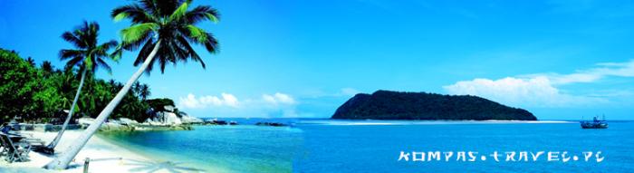 Beach in Thailand.