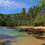 Sri Lanka - Mirissa, Ocean Indyjski.