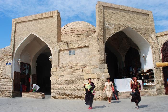 Bukhara. Uzbekistan.