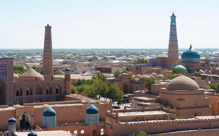 Old Khiva, Uzbekistan.
