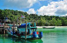 Kambodża, Wyspa Koh Rong - Zatoka Tajska.