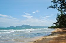 Kambodża, Wyspa Królików - Zatoka Tajska.