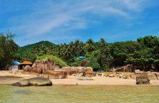 Tajlandia - Koh Tao (Zatoka Tajska).