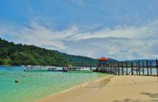 Malezja - Park Narodowy Tunku Abdul Rahman, wyspa Sapi, Sabah (Morze Południowo - Chińskie).
