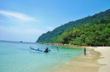 Malezja; Wyspy Perhentian (Morze Południowo - Chińskie).