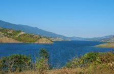 Górski Karabach - rezerwuwar Sarsang, który nieoficjalnie służy jako kąpielisko.