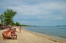 Kambodża - Sihanoukville, Zatoka Tajska.