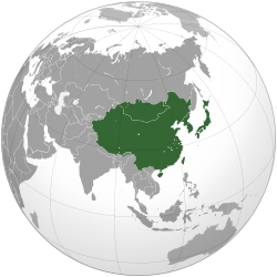 east_asia map