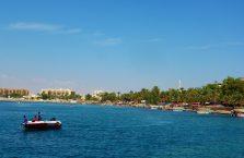 Jordania - Morze Czerwone.