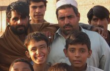 Pakistan - w obozie uchodźców afgańskich,