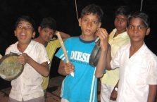 Indie - młodzi chłopcy.