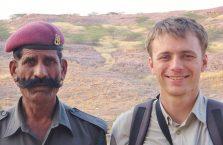 Indie -  dwie rasy.