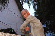 Chiny - stary, samotny człowiek.