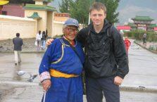 Mongolia - babacia Ułan Bator.