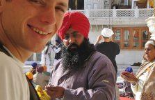 Indie - tłusty turban.