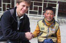 Tybet - nawiązuję przyjaźn pomiędzy Tybetem a Polską.