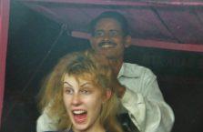 Indie - fryzura.