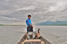 Birma - sternik.