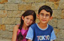 Azerbejdżan -dzieci.