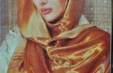 Iran - zdjęcie pięknej kobiety.