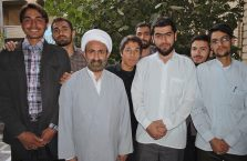 Iran - uczniowie ze szkoły muzułmańskiej.