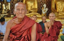 Birma - mnisi.