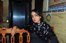 Iran - młoda kobieta z którą spędziłem wieczór.