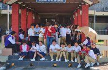 Brunei - z dziećmi.