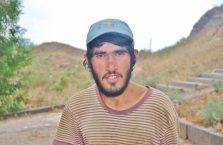 Armenia - młody mężczyzna.