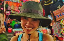 Wietnam - młoda dziewczyna.