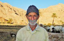 Iran - miły dziadek.