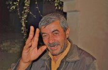 Armenia - gospodarz, który przyjął mnie do domu.