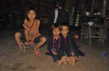 Laos - dzieci.