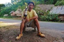 Laos - mój przewodnik po dżunglii.