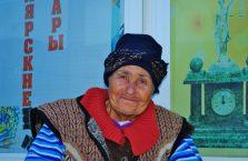 Górski Karabach - babcia.