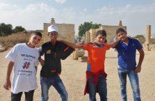Palestyna - chłopcy.