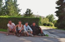Kazachstan - robotnicy.