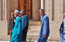 Uzbekistan - zdjęcie z zaskoczenia; Samarkanda.