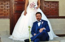 Turkey - a young married couple.