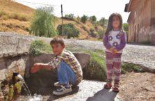 Turkey - children.