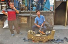 Turkey - shoe cleaners.