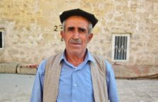 Turkey - a man who I met in the mountains.