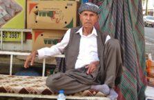 Iraqi Kurdistan - Kurdish senior.