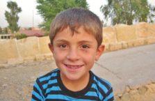 Iraqi Kurdistan - Kurdish boy.