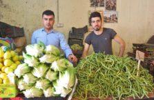 Iraqi Kurdistan - at a market.